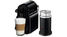 Καφετιέρα Nespresso Delonghi Inissia Aeroccino EN80.BAE Μαύρο