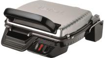Τοστιέρα-Γκριλιέρα Compact Grill GC3050 Μαύρο/Inox