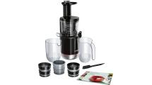 Αποχυμωτής Slow Juicer Bosch MESM731M Μαύρο/Inox