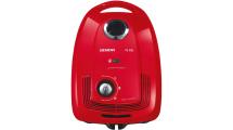 Σκούπα Ηλεκτρική Siemens VSC3A210 Κόκκινο