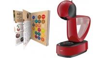 Καφετιέρα Krups Dolce Gusto Infinissima KP1705GB Κόκκινο & Gift Box