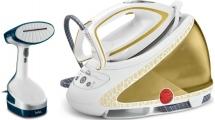Σύστημα Σιδερώματος Tefal Pro Express Ultimate Care GV9581 8bar & Δώρο Βούρτσα Ατμού DT8100