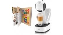 Καφετιέρα Krups Dolce Gusto Infinissima KP1701GB Λευκό & Gift Box