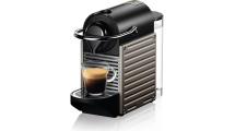 Καφετιέρα Nespresso Krups Pixie XN304TS Titanium