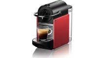 Καφετιέρα Nespresso Delonghi Pixie EN124.R Red