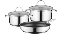 Σετ 3 Μαγειρικών Σκευών Bosch ΗEΖ 9SE030