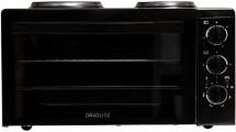 Φουρνάκι Ηλεκτρικό Davoline STAR 4006 BL Μαύρο