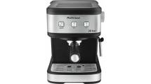 Καφετιέρα Espresso Rohnson MOD R-987 Ασημί