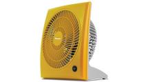 Ανεμιστήρας Box Fan Primo 15729 23cm Κίτρινο