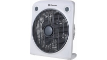 Ανεμιστήρας Box Fan Rohnson R-820 30cm Λευκό
