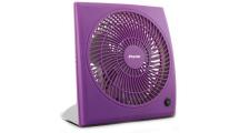 Ανεμιστήρας Box Fan Primo 15729 23cm Μωβ
