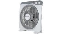 Ανεμιστήρας Box Fan Daewoo Dcool 12D 30cm Λευκό