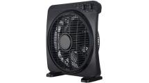 Ανεμιστήρας Box Fan Daewoo Dcool 12D 30cm Μαύρο