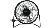 Ανεμιστήρας Μini Primo PRMF-80427 6'' 15 cm Μαύρο