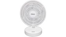 Ανεμιστήρας Μini Primo PRMF-80421 7'' 18 cm Λευκό