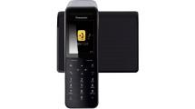 Ασύρματο Τηλέφωνο Panasonic KX-PRW110GRW Black