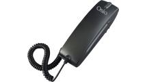 Ενσύρματο Τηλέφωνο Osio OSW-4600B Μαύρο