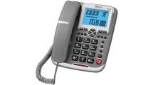Ενσύρματο Τηλέφωνο Telco GCE 6122 Γκρι