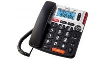 Ενσύρματο Τηλέφωνο Telco GCE 6266 Μαύρο