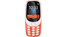 Κινητό Τηλέφωνο Nokia 3310 Dual Sim Red
