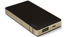 Power Bank Celly 4000mAh Alu Gold