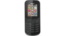 Κινητό Τηλέφωνο Nokia 130 Dual Sim New Black