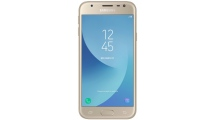Smartphone Samsung Galaxy J3 2017 16GB 4G Dual Sim Gold
