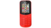 Κινητό Τηλέφωνο Nokia 130 Dual Sim New Red