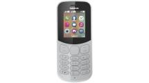 Κινητό Τηλέφωνο Nokia 130 Dual Sim New Grey