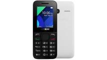 Κινητό Τηλέφωνο Alcatel 1054D Dual Sim Black-White