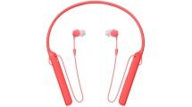 Ακουστικά Bluetooth Handsfree Sony WIC400R Red