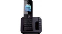 Ασύρματο Τηλέφωνο Panasonic KX-TGH220GRB Black