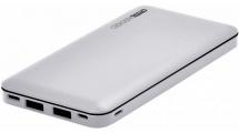 Power Bank Crystal Audio PBK-10WH 10000mAh White