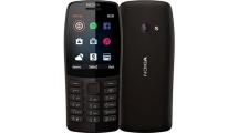Κινητό Τηλέφωνο Nokia 210 Dual Sim Black