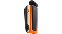 Bluetooth Handsfree iXchange Mini Retractable UA24ST Orange