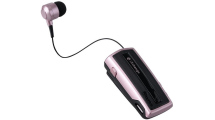 Bluetooth Handsfree iXchange Retractable With Vibrator UA28FZV Rose Gold
