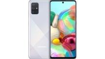 Smartphone Samsung Galaxy A71 128GB Dual Sim Silver