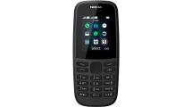 Κινητό Τηλέφωνο Nokia 105 2019 Dual Sim Black
