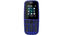 Κινητό Τηλέφωνο Nokia 105 2019 Dual Sim Blue