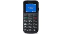 Κινητό Τηλέφωνο Panasonic KX-TU110EXB Dual Sim Black