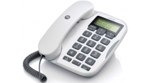 Ενσύρματο Τηλέφωνο Motorola CT510 Λευκό