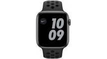 Apple Watch Nike Series 6 GPS 44mm Space Gray - Anthracite/Black Nike Sport Band