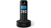 Ασύρματο Τηλέφωνο Philips D1611B/GRS Black