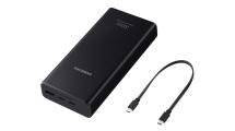 Power Bank Samsung 20000mAh Fast 25W Type C Dark Gray