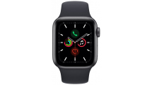 Apple Watch SE GPS 40mm Space Gray - Midnight Sport Band