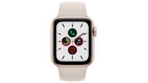 Apple Watch SE GPS 40mm Gold - Starlight Sport Band