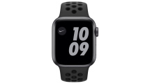 Apple Watch Nike SE GPS 40mm Space Grey - Anthracite/Black Nike Sport Band