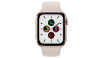 Apple Watch SE GPS 44mm Gold - Starlight Sport Band