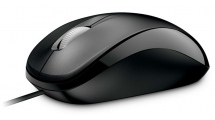 Mouse Microsoft Compact Optical 500 Black