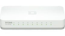 Switch 8 ports D-Link GO-SW-8E